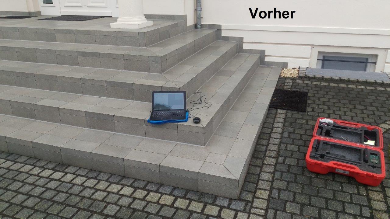 treppe design in stein berlin. Black Bedroom Furniture Sets. Home Design Ideas