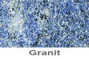 materialien granit
