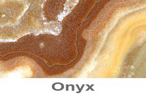 materialien onyx