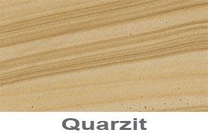 materialien quarzit